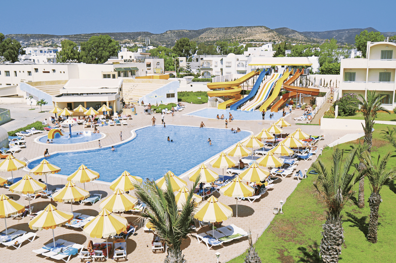 Hotel Primasol Omar Khayam Resort en Aqua Park 1