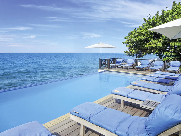 Hotel Scuba Lodge Boutique en Ocean Suites 1