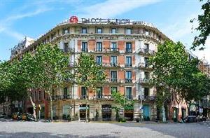 Hotel Barcelona Podium
