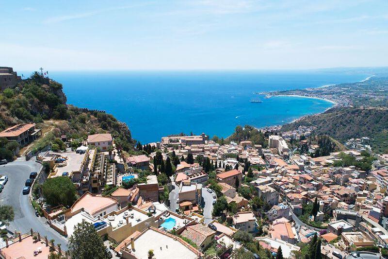 Foto Sole Castello *** Taormina