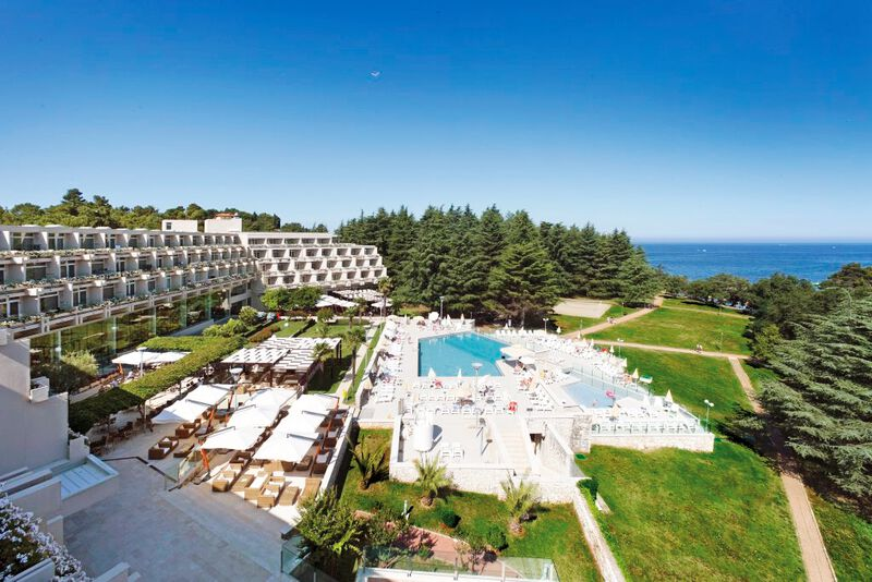 Foto Plava Resort Mediteran Plava Laguna *** Porec