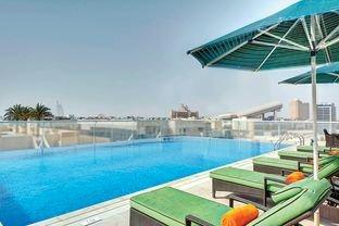 Hotel Al Khoory Atrium 2