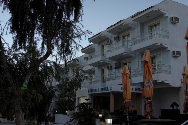 Apartotel Antonis G 4