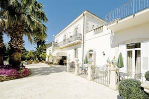 Charme Villa Principe Di Fitalia, 8 dagen