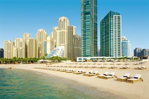 Doubletree by Hilton Dubai Jumeirah Beach, 8 dagen