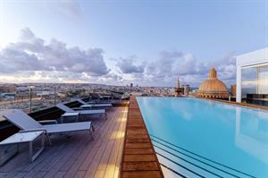 Hotel The Embassy Valletta, 8 dagen