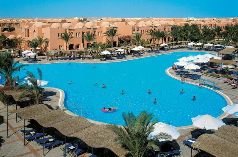 vakantie Jaz Makadi Oasis Resort_1