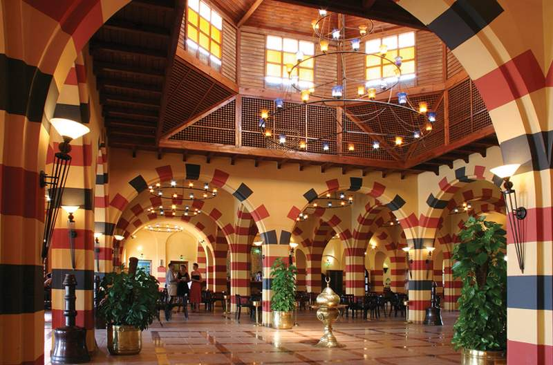 vakantie Jaz Makadi Oasis Resort_12