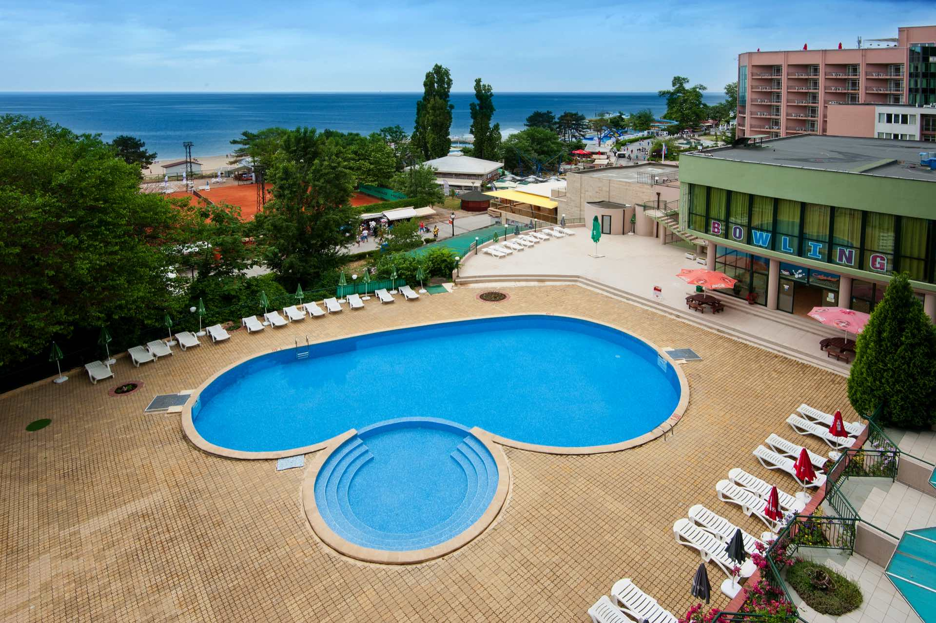 Hotel Palm beach 4