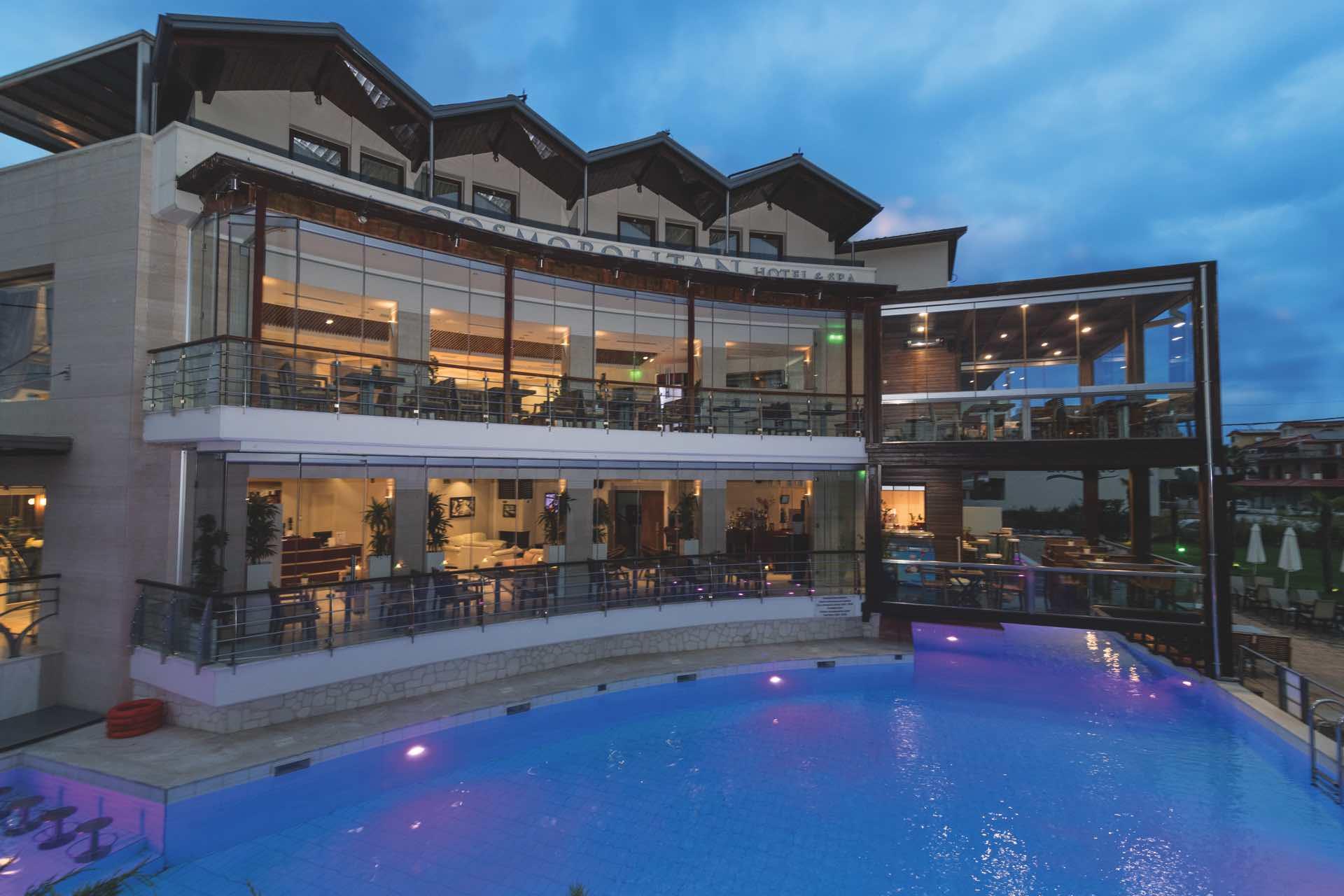 Hotel Cosmopolitan En Spa 1