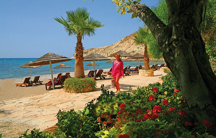 Foto Columbia Beach Resort ***** Pissouri