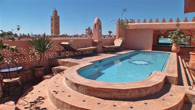 Foto Riad Catalina **** Marrakech