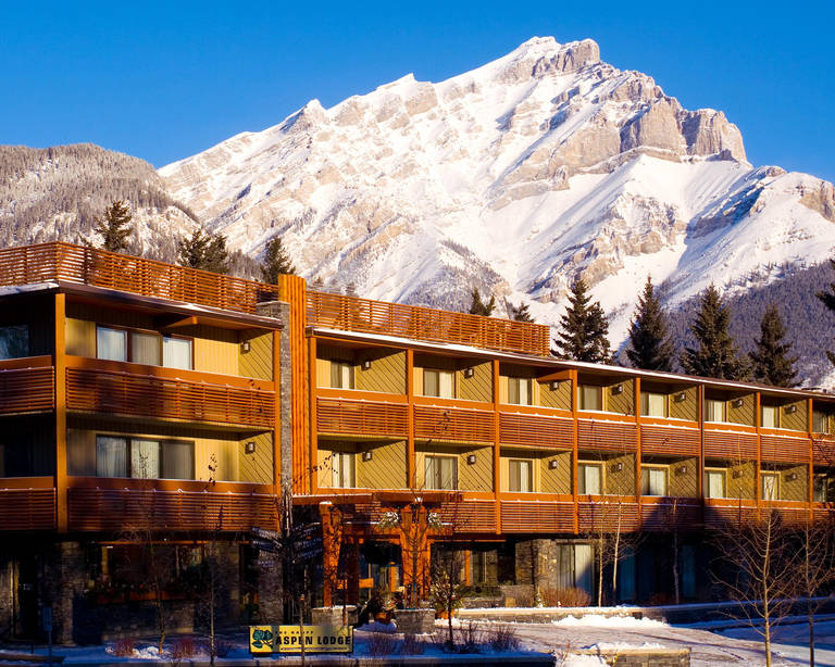 Banff Aspen Lodge_2