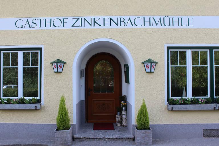Foto Zinkenbachmuhle *** Abersee