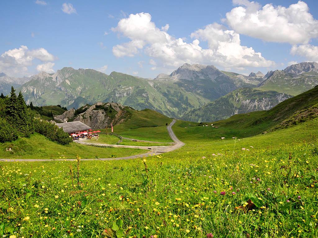 Foto Sonnblick *** Wald am Arlberg