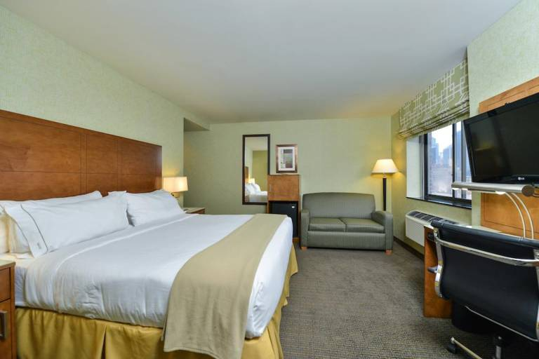 Foto Holiday Inn Express Manhattan Midtown West *** New York City
