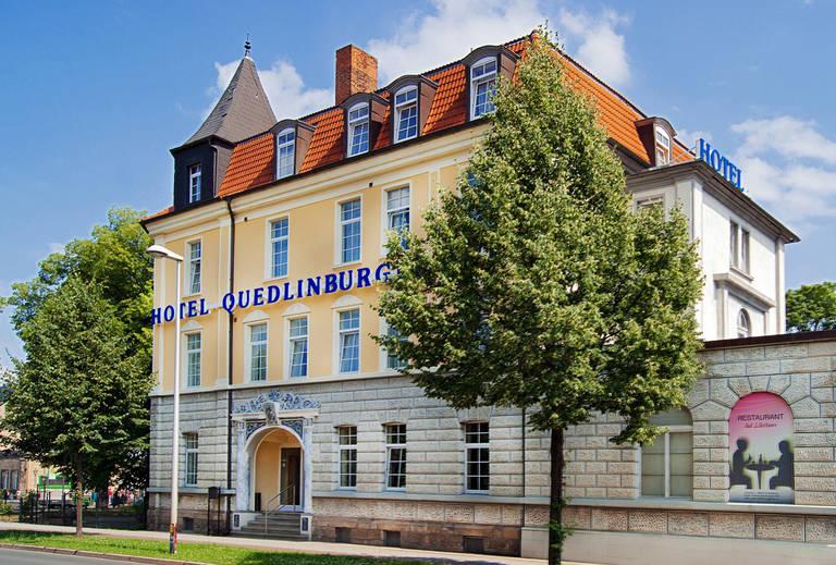 Foto Quedlinburger Hof *** Quedlinburg