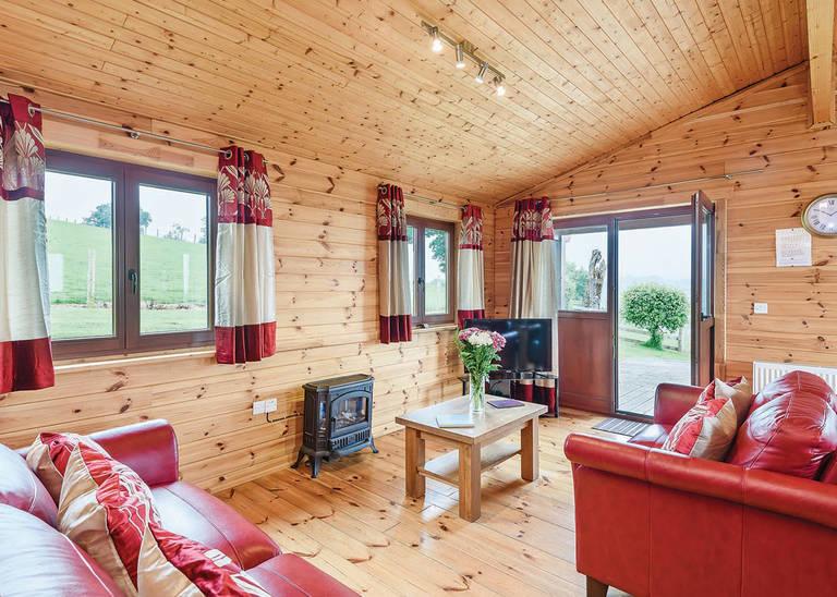 Foto Trewythen Lodges **** Llandinam
