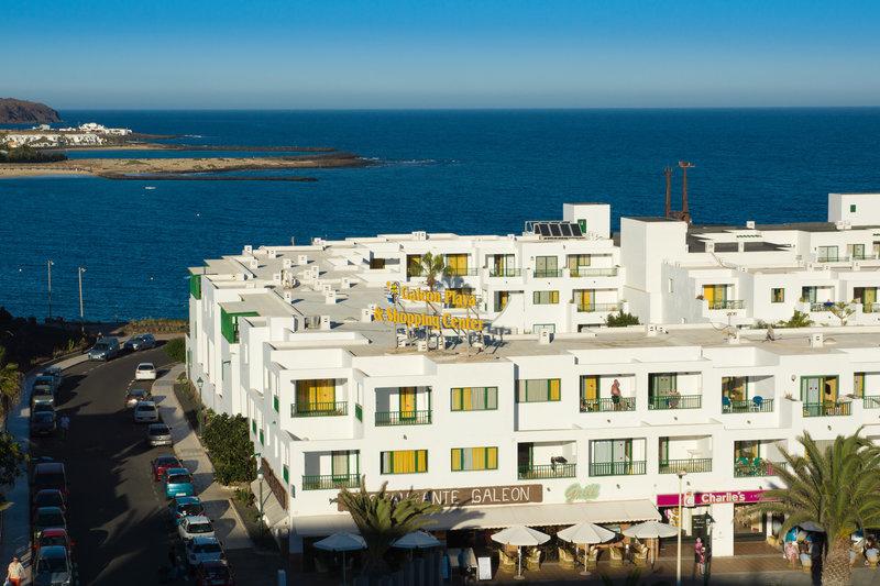 Appartement Galeon Playa 1