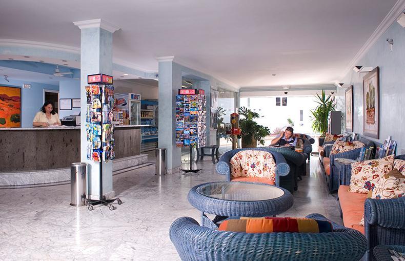 Appartement Parque Tropical 1