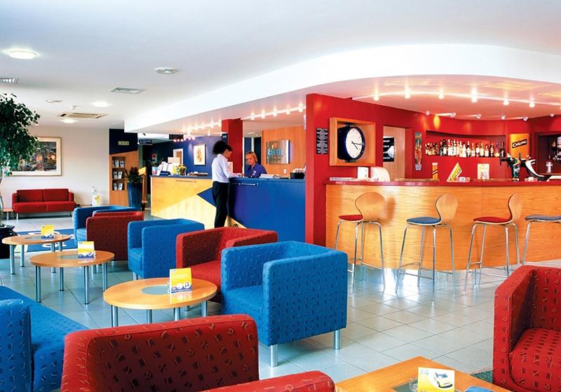 Hotel Holiday Inn Express Royal Docks 2
