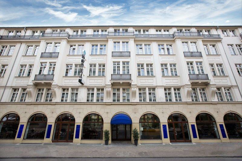 Hotel Novum Select Berlin Checkpoint Charlie 4