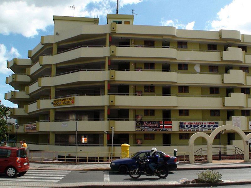 Hotel Roque Nublo 4
