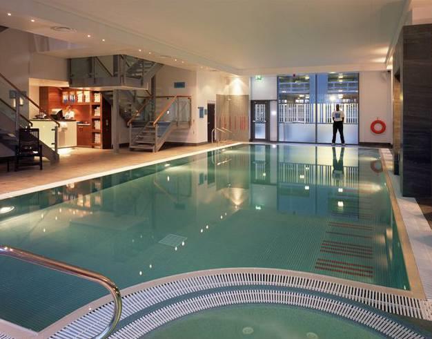Hotel Crowne Plaza London Docklands 2