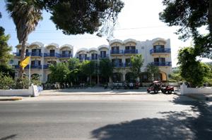 Appartement Theodorou Beach