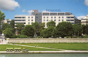 Hotel Novotel Krakow Center