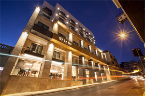 Hotel Solana en Spa