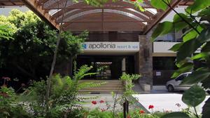 Hotel Apollonia Beach Resort en Spa