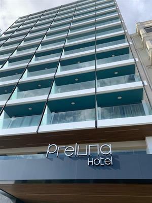 Hotel Preluna en Spa