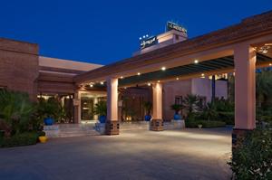 Hotel Le Meridien N Fis