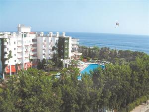 Hotel Green Peace