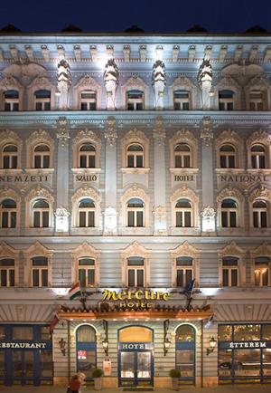Hotel Mercure Nemzeti MGallery Collection