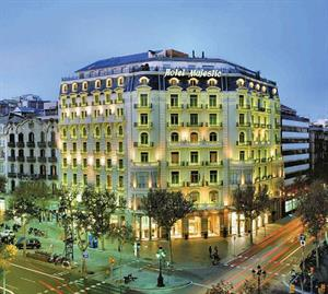Hotel Majestic and Spa