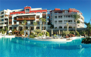 Hotel Dreamplace Gran Tacande