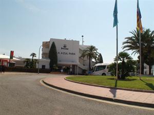 Apartotel Cala Azul Park