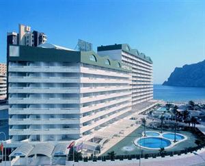Hotel AR Roca Esmeralda en Spa