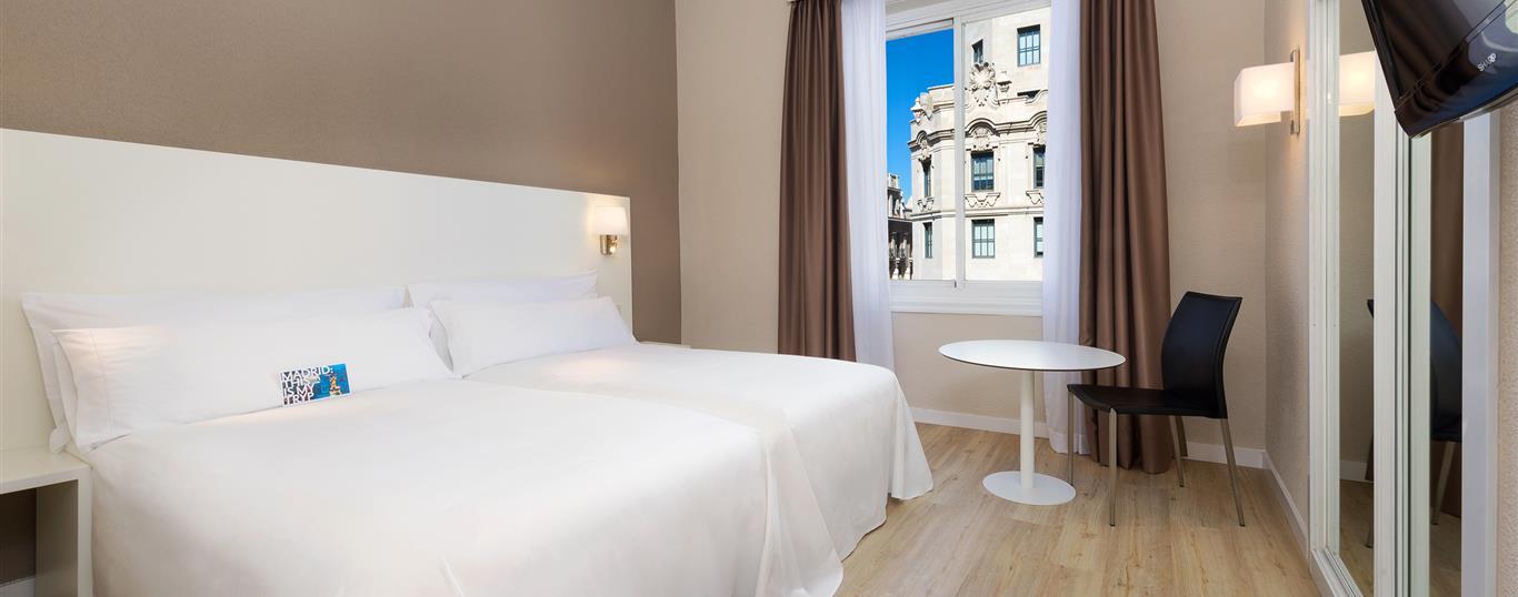 Foto Tryp Gran Via *** Madrid