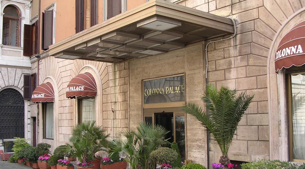 Foto Colonna Palace **** Rome