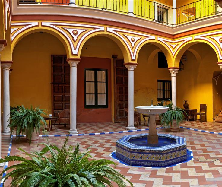 vakantie Las Casas de la Juderia_1