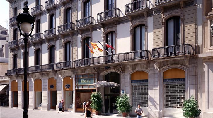 vakantie Catalonia Portal de l Angel_10
