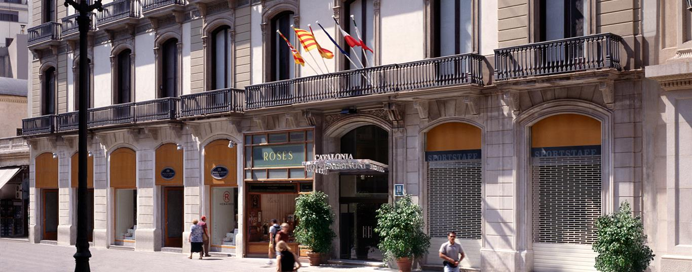 vakantie Catalonia Portal de l Angel_5